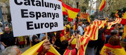 catalanes que no quieren la independencia dejan atrás el miedo y ... - clarin.com