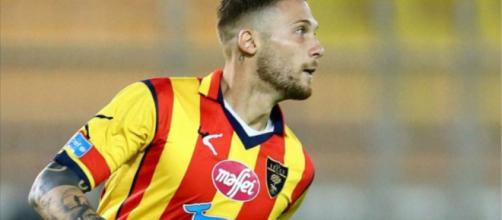 Caturani, attaccante del Lecce