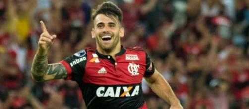 Felipe Vizeu pode ir parar na Vila Belmiro