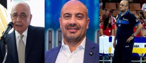 Galliani, Paragone e Berruto sono solo alcuni dei possibili candidati delle varie liste alle elezioni politiche