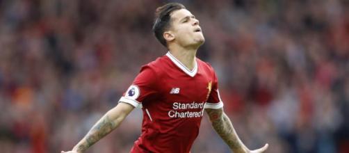 Liverpool pide 130£ millones al Barcelona por Philippe Coutinho