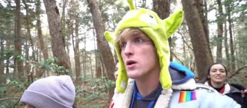 Lo youtuber Logan Paul al centro di una bufera per un video - player.it