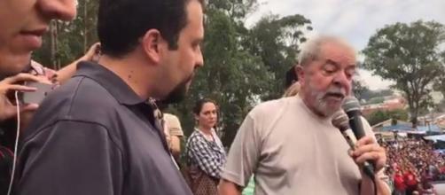 O ex-presidente Lula participará de manifestações. (Foto Reprodução).