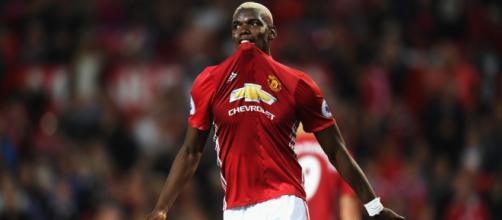 ¡Paul Pogba llena la brecha del Manchester United!