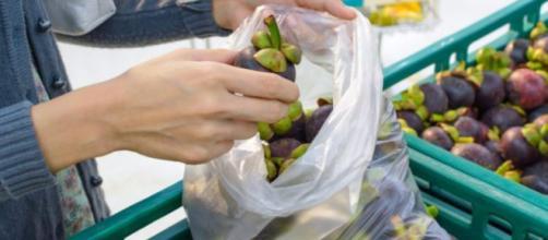 Sacchetti per frutta e verdura a pagamento