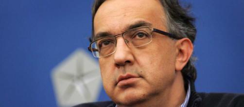 Sergio Marchionne, ad di Fiat Chrysler Automobiles