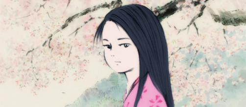 'The Tale of Princess Kaguya': la película de una princesa