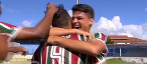 Time carioca estreou muito bem na competição. (Foto Reprodução).