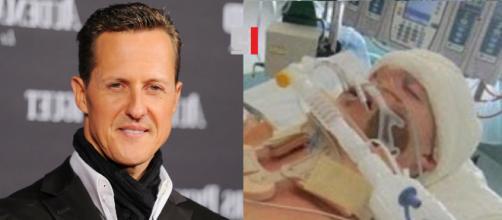 Verdade sobre o real estado de saúde de Schumacher aparece e choca - imagem meramente ilustrativa