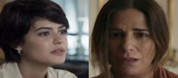 Adriana não vai aceitar muito bem fato de mãe ter escondido dela segredo.