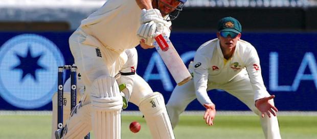 Australia vs England, 5th Test ... - (Image Credit: Cricinfo/Youtube screencap)