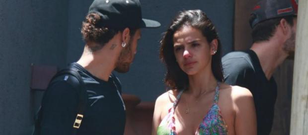 Bruna e Neymar passaram dias em pousada de Bruno Gagliasso e Giovanna Ewbank