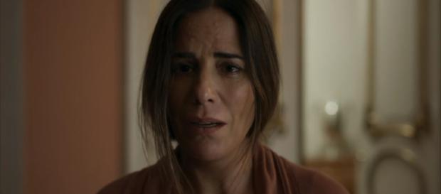 Depois de anos, Duda reencontrá Adriana, sua filha mais nova.