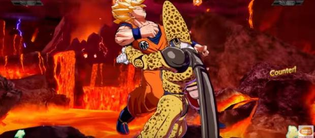 DRAGON BALL FighterZ - FighterZ x Packers Event. | X1, PS4, PC - [Image Credit: Bandai Namco Entertainment / YouTube screencap]
