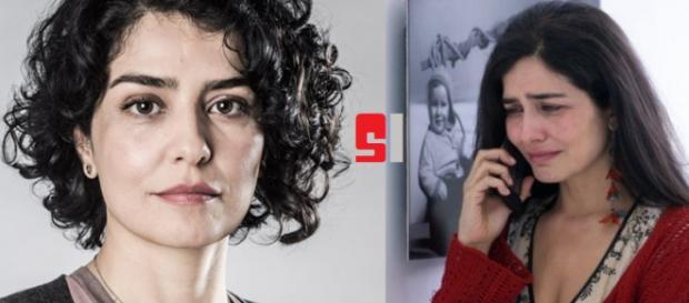 Leticia Sabatella foge de hospital