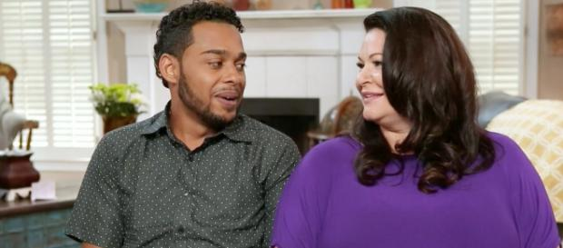 Luis and Molly from '90 Day Fiance' screenshot