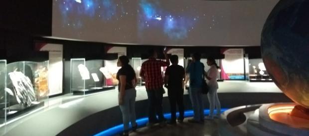 Museo de Historia Natural de Villahermosa, Tabasco.