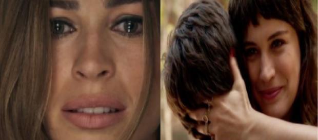 """'Outro Lado': Tomaz se vinga de Lívia e volta para Clara: 'Minha mãe!"""""""