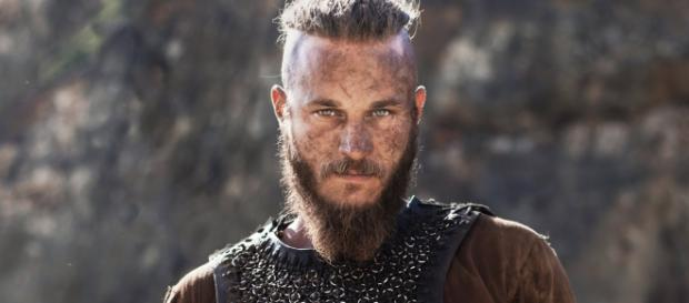 Ragnar Lothbrok no começo de Vikings