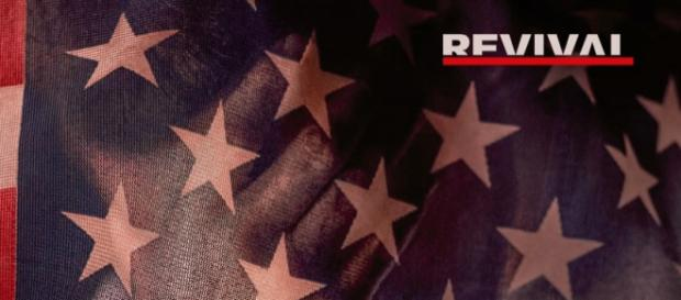 'Revival' -- EminemVEVO via YouTube