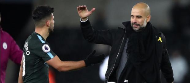Sergio Agüero quisiera quedarse en el Manchester City, pero…