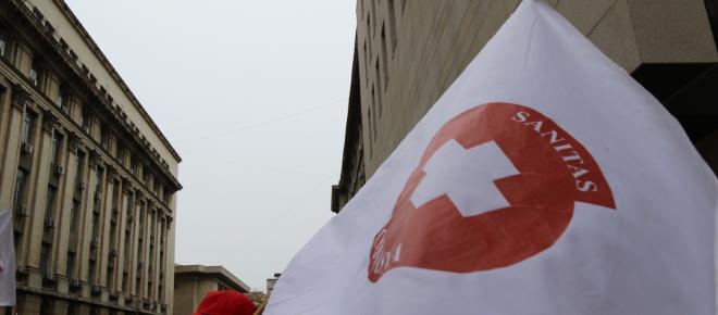 Dreptul la replică! CNAS și poziția sa față de protestul medicilor de familie