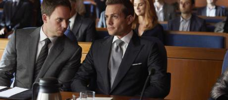 Patrick J. Adams leaving 'Suits' [Image from NBC Media Village, with permission]