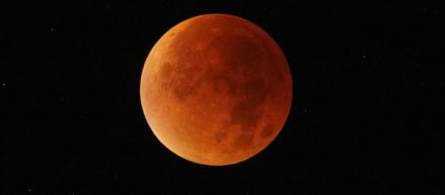 Blue Moon and 'Blood Moon' to align at end of January (Image via NASA.Gov.in)