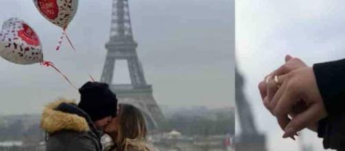 Casal ficou noivo em Paris, ms só durou 16 dias