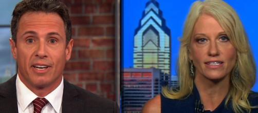 Cuomo y Conway luchan por la justicia en la cobertura - CNN Video - cnn.com