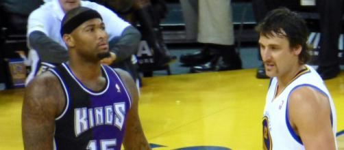 DeMarcus Cousins was acquired by the Pelicans from the Kings during last season. Image Source: - [Flickr | Matthew Addie]