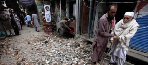 El terremoto en Pakistán y Afganistán deja ya más de 230 muertos