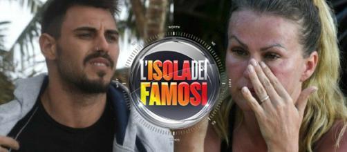Eva Henger accusa Monte di aver portato droga sull' Isola dei Famosi