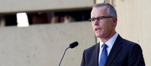 FBI Deputy Dir. Andrew McCabe is stepping down amid tensions with Pres. Trump. - [Photo Credit: Wikipedia Commons/FBI]
