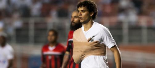 Ferraz sofreu críticas dos torcedores
