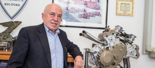 Gianluigi Mengoli sulla prima Ducati ... - motociclismo.it