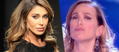 Gossip: Belen Rodriguez rivede Marco Borriello e Barbara D'Urso a un party