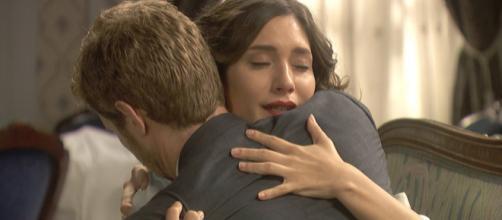 Il Segreto trame al 9-02: arriva Nazaria, Nicolas ama Camila?