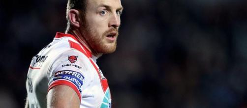 James Roby may well have found himself without a club had St Helens not had a reserves side. Image Source - expressandstar.com