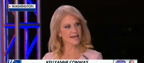 Kellyanne Conway on Fox News, via YouTube