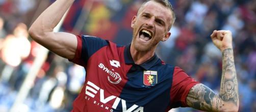 Luca Rigoni está muy cerca de jugar para el Cagliari