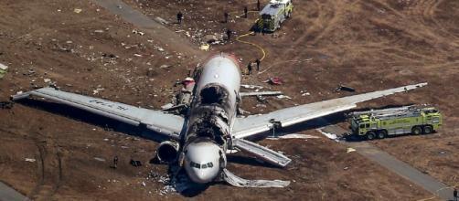 Mueren 66 personas en un accidente de avión