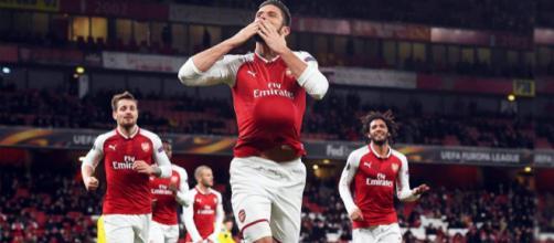 Oliver Giroud salva al Arsenal 'in extremis' ante el Southampton ... - diez.hn