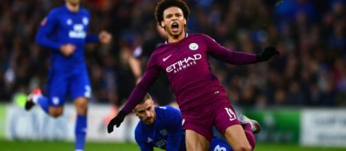 Pero el Manchester City no está seguro de cuánto tiempo estará fuera de acción
