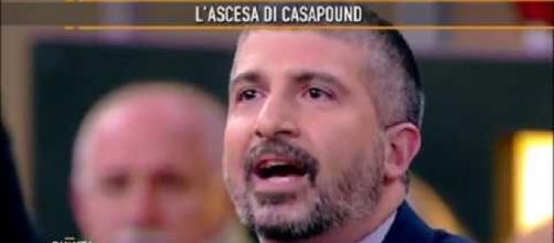 Simone di Stefano porterà l'Italia fuori dall'Euro e dall'Europa