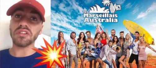Virgil (Les Princes et Les Princesses de l'Amour) est écoeuré par le casting des Marseillais Australia !