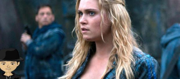 Actriz Eliza Taylor, interpreta al personaje 'Clarke' en Los 100.