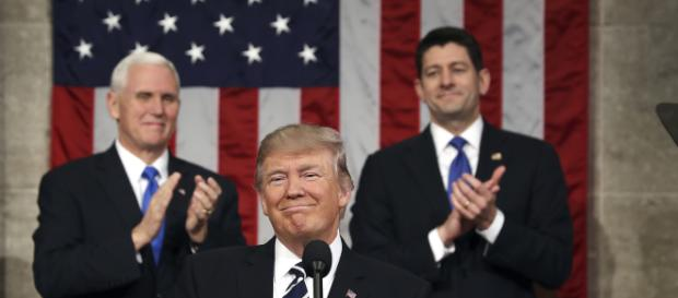 Can Trump stick to a script beyond the State of the Union? | Net News - elbitcoin.org