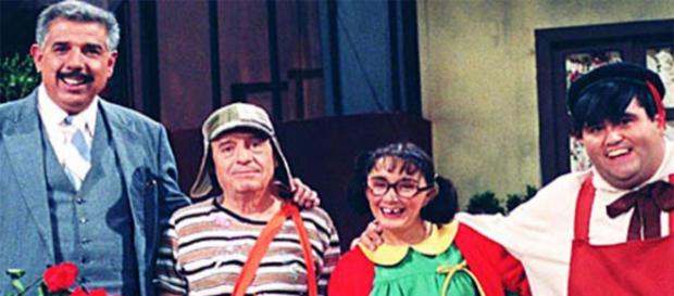Chaves e Chapolin são adquiridos pelo Grupo Globo