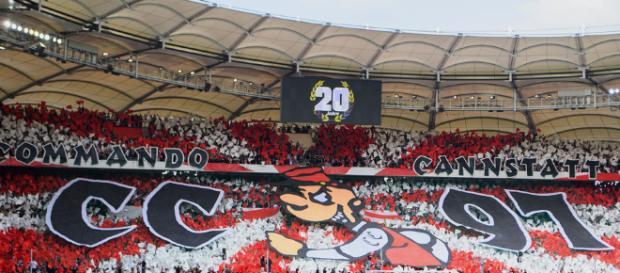 Commando Cannstatt feiert den 20. Geburtstag (Quelle: spox.com)